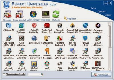 Download Perfect Uninstaller 6.3.4.0 DC 15.04.2015 Portable