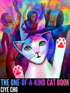 The one-of-a-kind Cat book by Ciye Cho