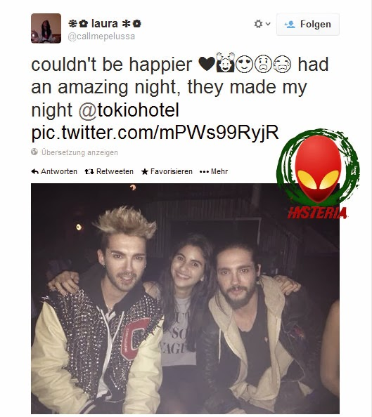 [06.03.2014] Fotos de fãs com Bill e Tom Kaulitz Post_8