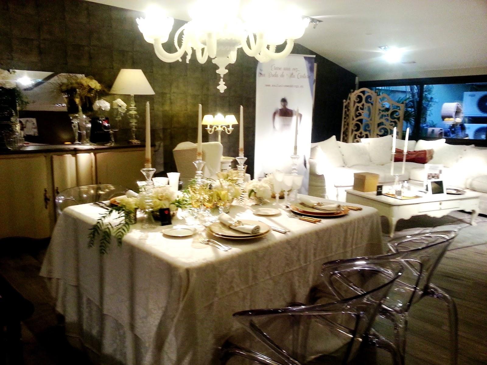 Exclusive weddings y el arte de vivir el lujo paperblog - Roche bobois barcelona ...