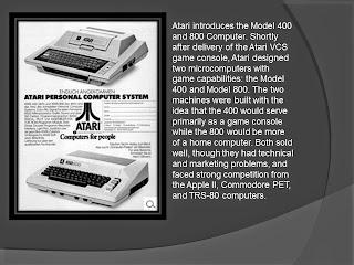 ATARI MODEL 800
