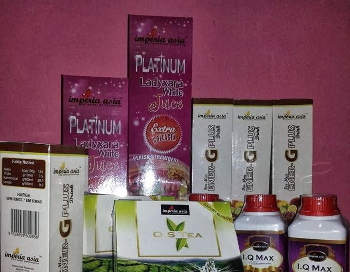 Kesihatan dan Kecantikan Dalaman serta Luaran Wanita Bersama Platinum Ladyxara White Juice
