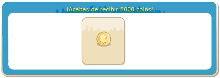 100 monedas cityville