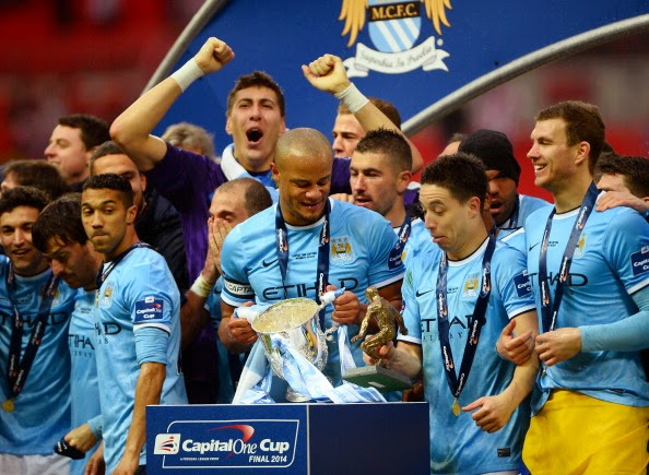 Life And Insurance : Preview Partai Capital One Cup, Manchester City Vs Sheffield