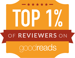 Goodreads Top Reviewer Badge 2016