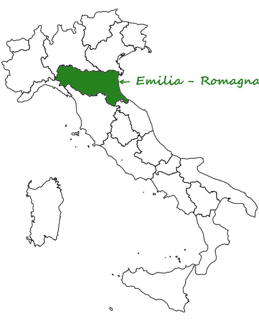 Emilia-Romagna gasztronómiája