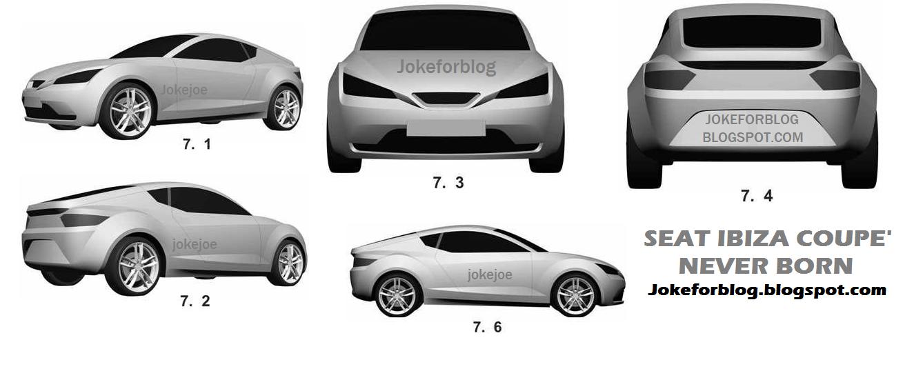 [Sujet officiel] Les voitures qui n'ont jamais vu le jour - Page 11 Seat+Ibiza+Coupe+1