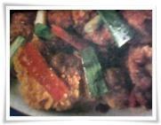 Sayap Ayam Masak Tauco