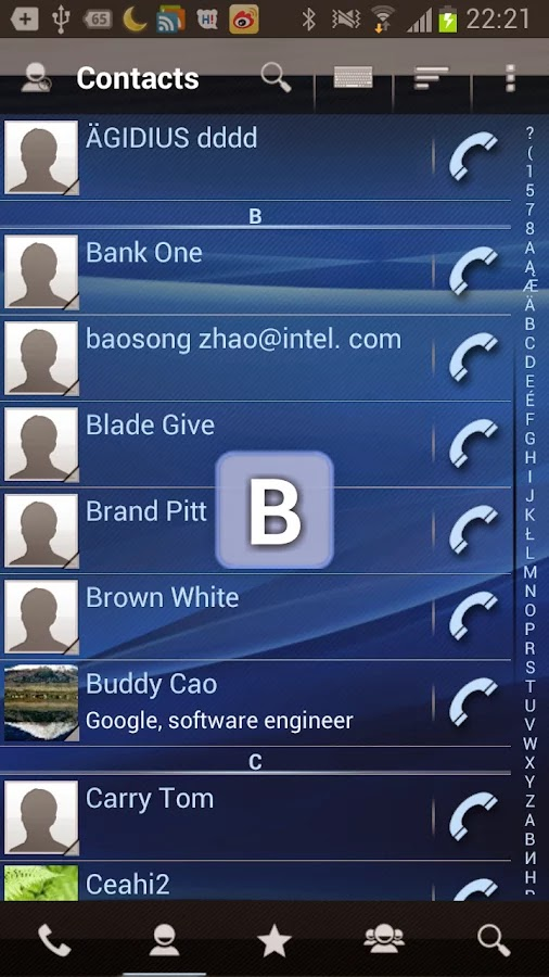RocketDial Dialer&Contacts Pro v3.7.7