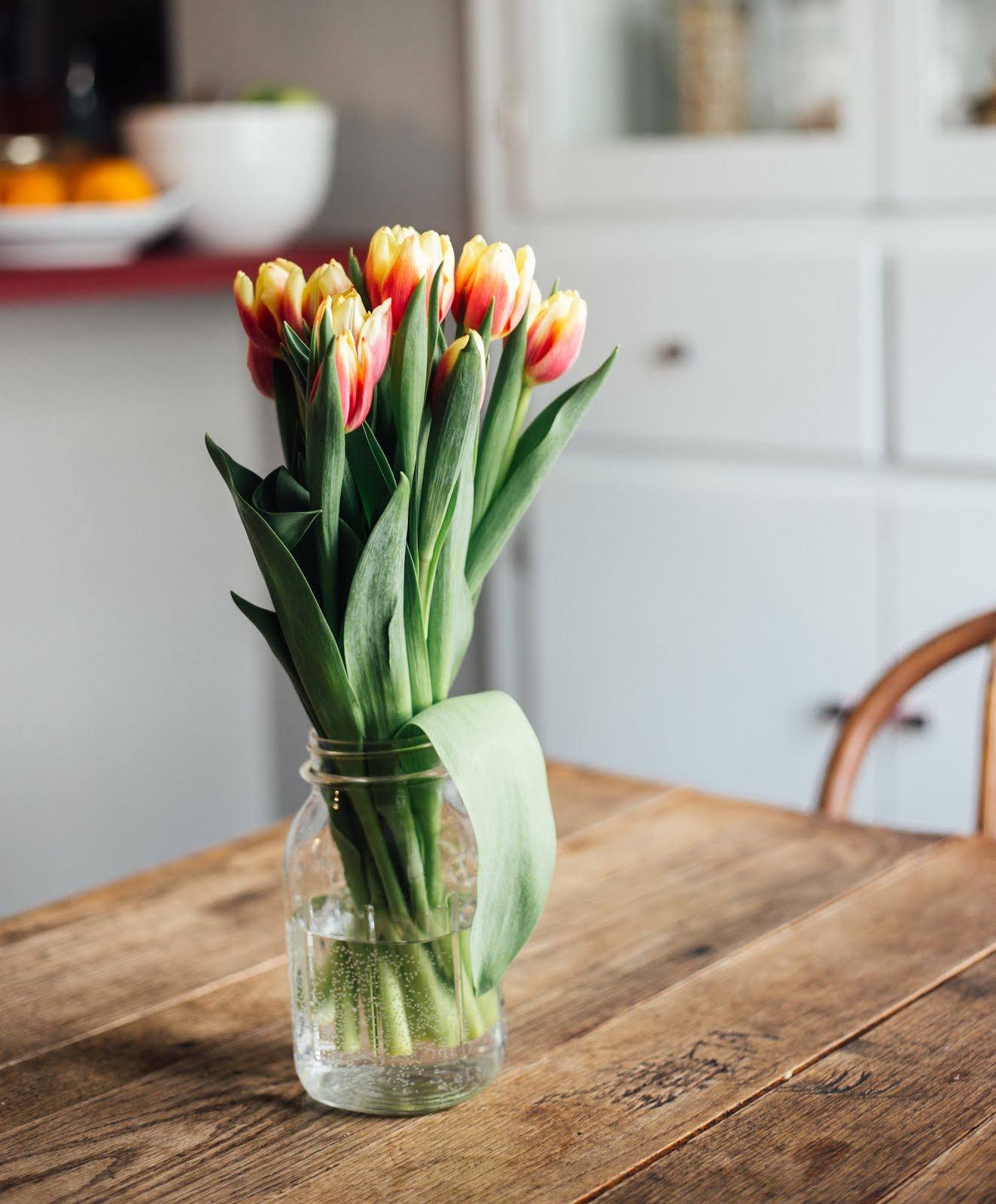 Quick tips for making your flowers last longer she learns things typically youll have to give flowers a little trim before arranging them in a vase when you do cut the stems diagonally with a pair of reviewsmspy