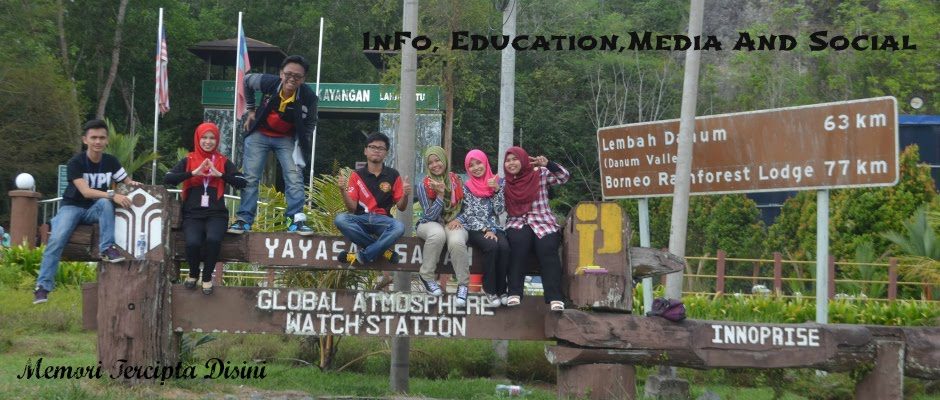 Info, Education, Sosial and Media