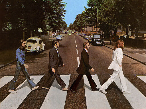 abbey road, the beatles, abbey road vynil