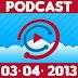 Chupim - Podcast - 03/04/2013