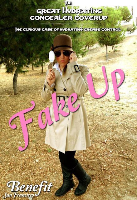 Fake Up... ¡Segunda Misión Humor con Benefit!