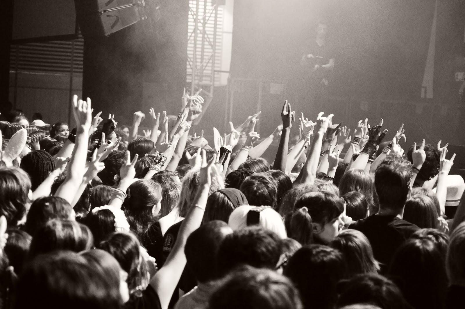 Edrooseo en concert à Metz