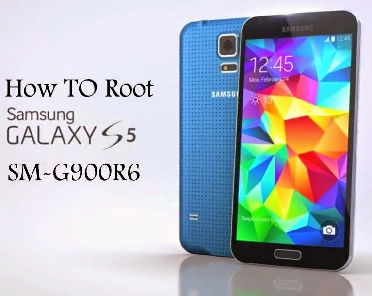 Root samsung galaxy s6 sm-g900r6