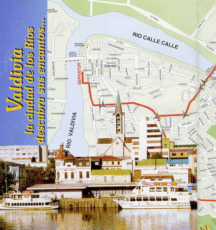 PLAN CITY MARKETING VALDIVIA - 2002