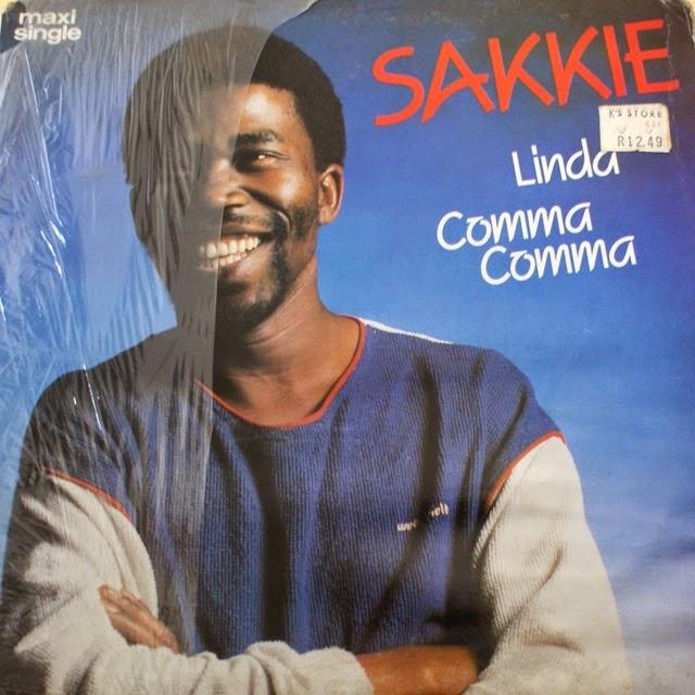 Sakkie Linda Comma Comma