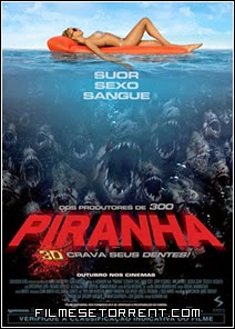 Piranha Torrent Dublado