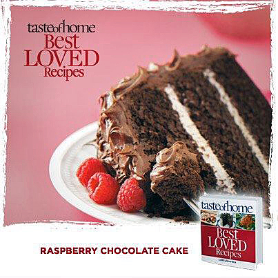 Taste of Home Best-Loved Chocolate Classics 76 Recipe Cards 2006
