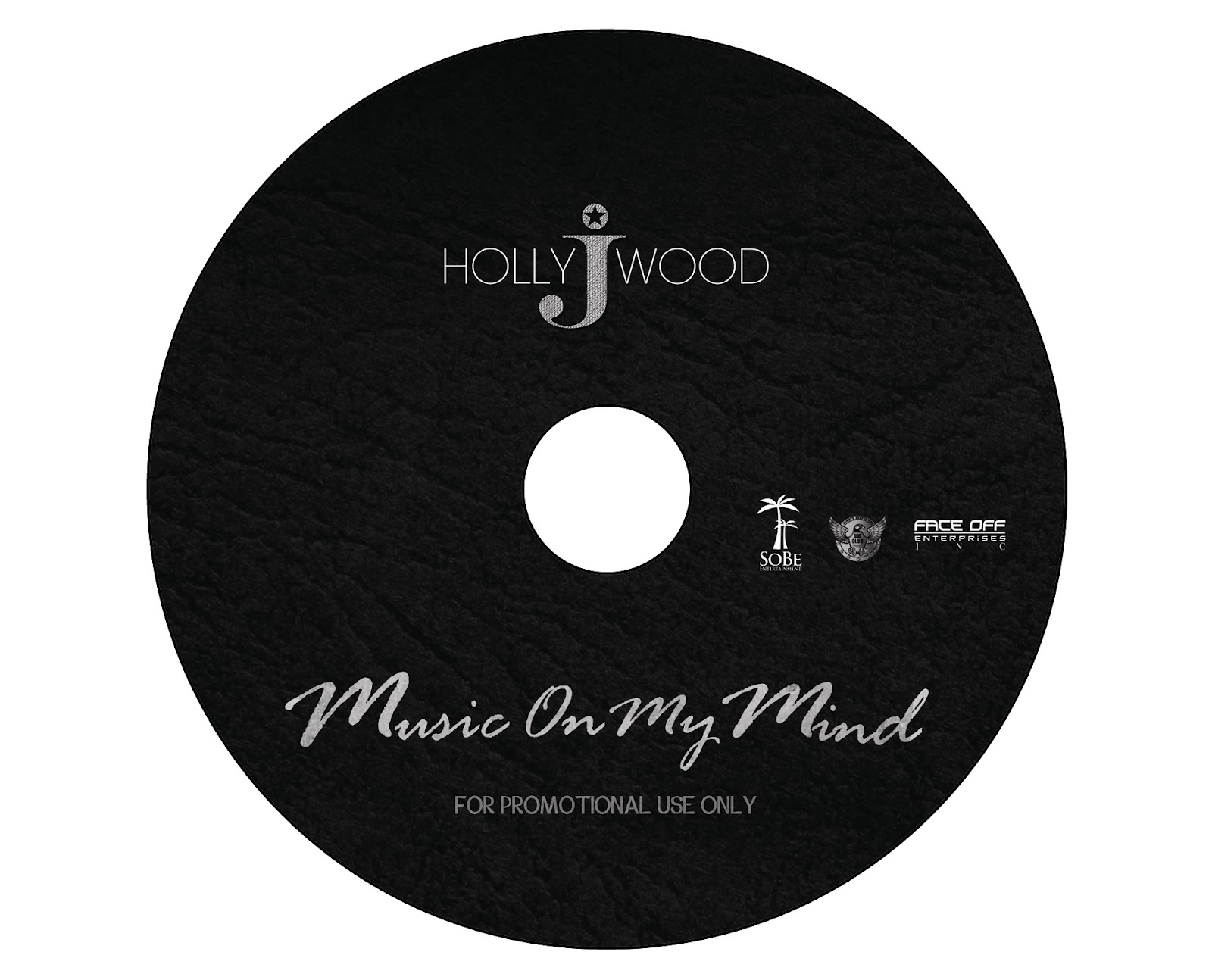 Blog -: Disc Cover Design: Music On My Mind - Hollywood J| www ...