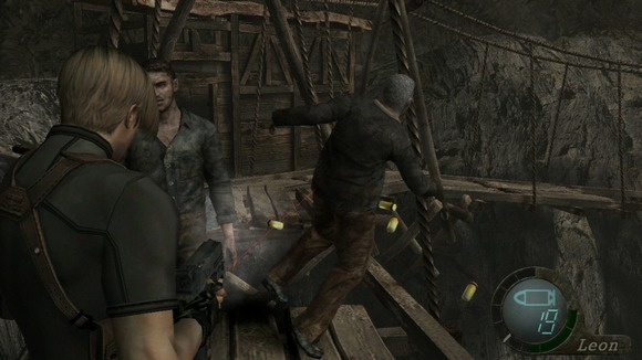 resident evil 4 pc game screenshot 1 Resident Evil 4 (PC/MulTi5/ISO) RePack