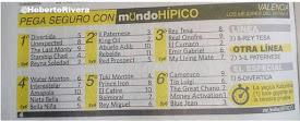 VIERNES PEGA SEGURO MUNDO HÍPICO