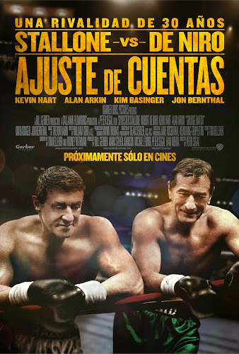Grudge Match (DVDRip Español Latino) (2013)