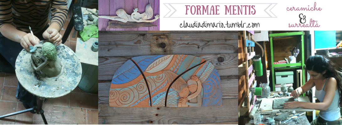 formae mentis ceramiche handmade