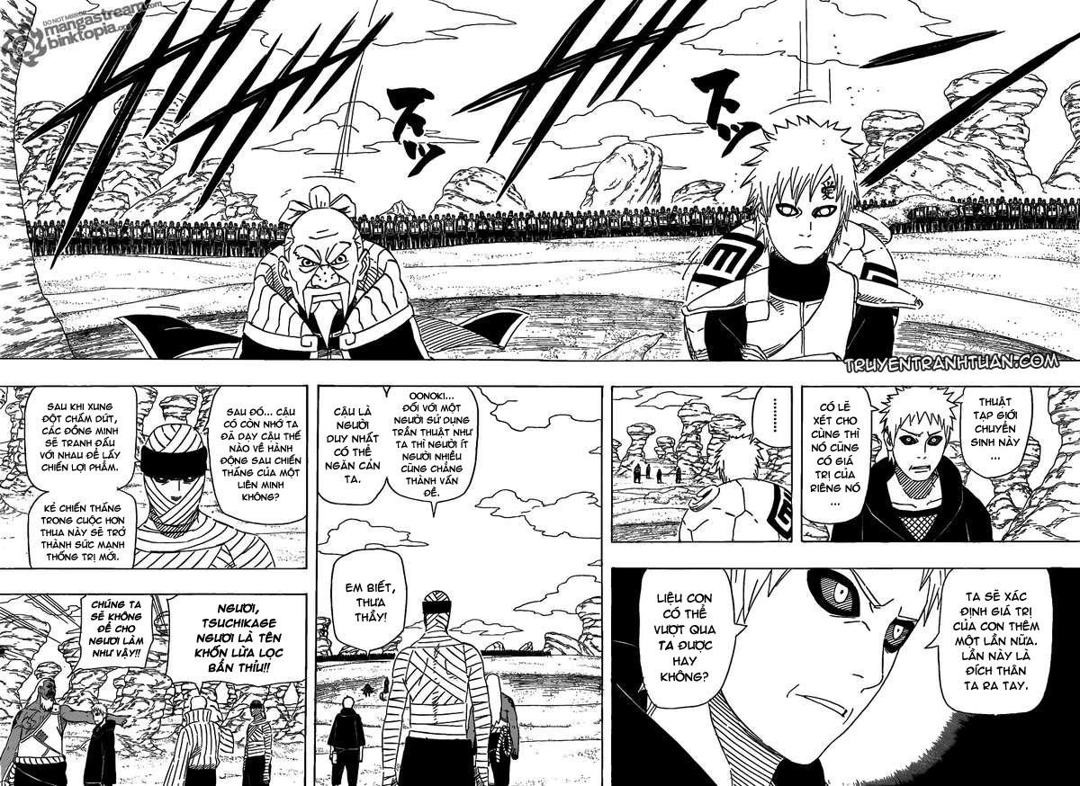 Naruto - Chapter 547 - Pic 8
