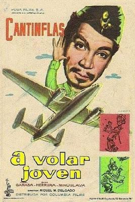 descargar Cantinflas: A Volar Joven – DVDRIP LATINO