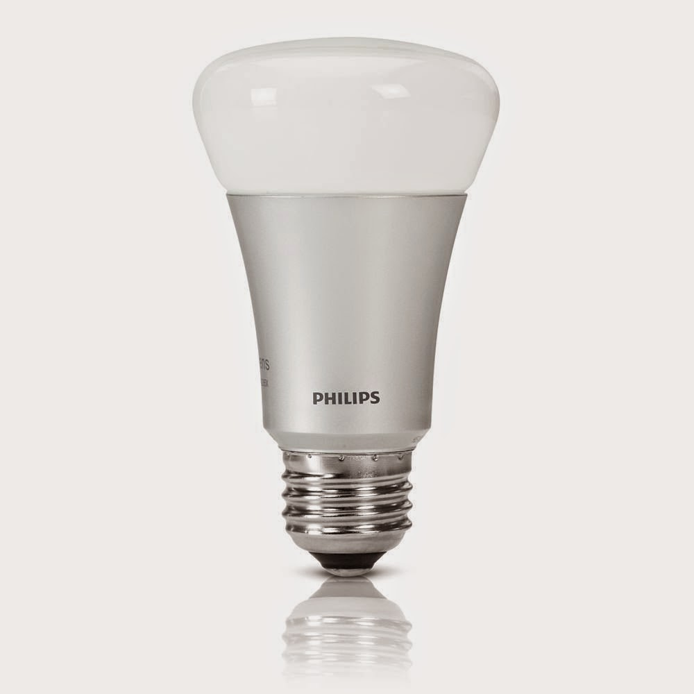Philips Hue Personal Wireless Lighting Single LED Light Bulb