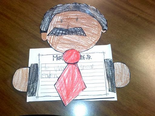http://www.teacherspayteachers.com/Product/Martin-Luther-King-Jr-Differentiated-and-CCSS-aligned-1068776