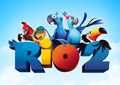Rio 2 Teaser Trailer
