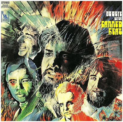 Canned Heat - Boogie With Canned Heat(1968 Us Fantastic Psychedelic Blues Rock & Boogie - Wave)