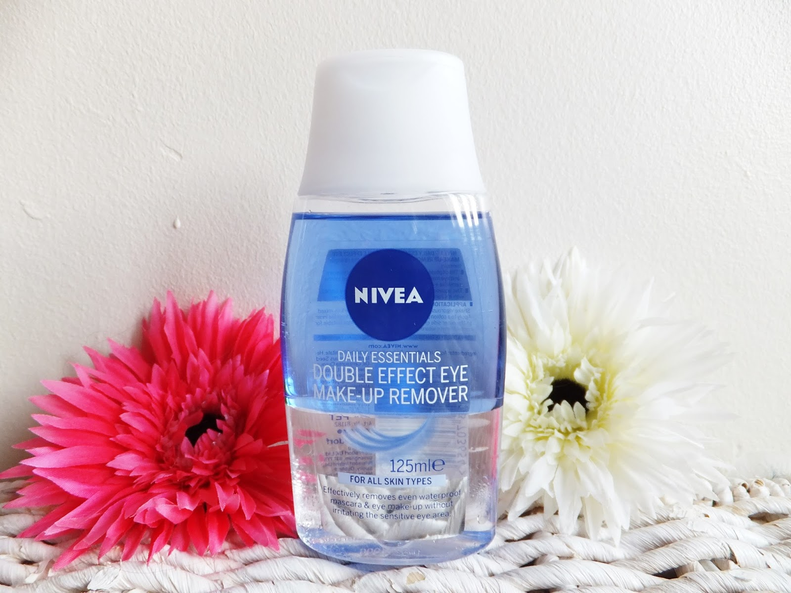 Fern Blush Nivea Daily Essentials Double Effect Eye Makeup