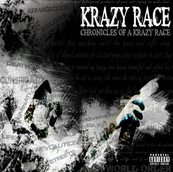 "FREE ""Chronicles of a Krazy Race"" Album Download (Click Image)"