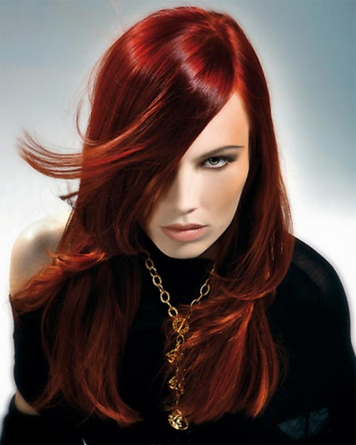 Women Hairstyle Color Trends 2011