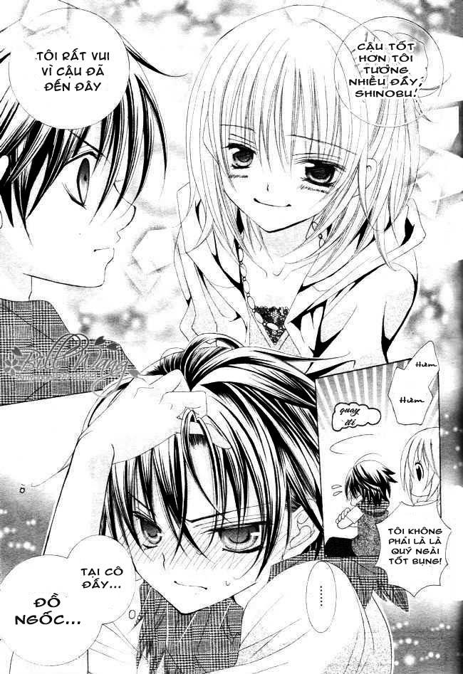 Suki desu Suzuki-kun!! Chapter 12 - Trang 19