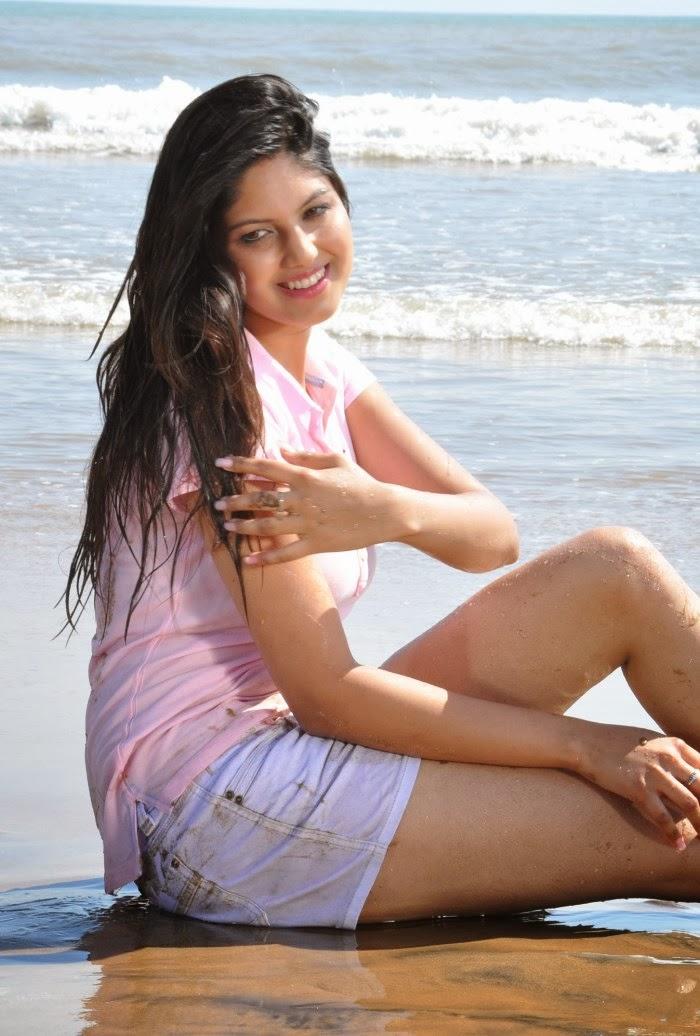 Hot Actress Ananthi Telugu Movie Stills - SHINER PHOTOS