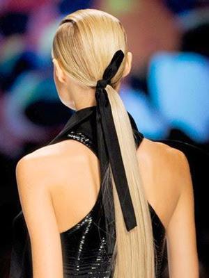 coletas peinados verano 2014