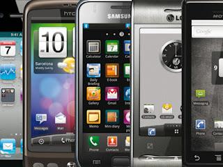 smartphones 2012