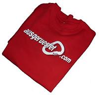 T-Shirt ausgeruestet