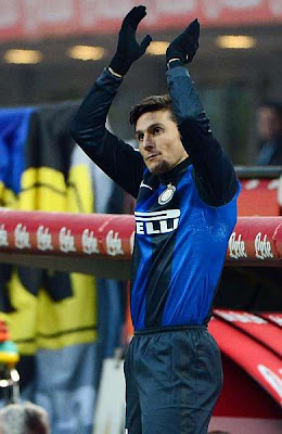 Javier Zanetti seguirá en el Inter como dirigente