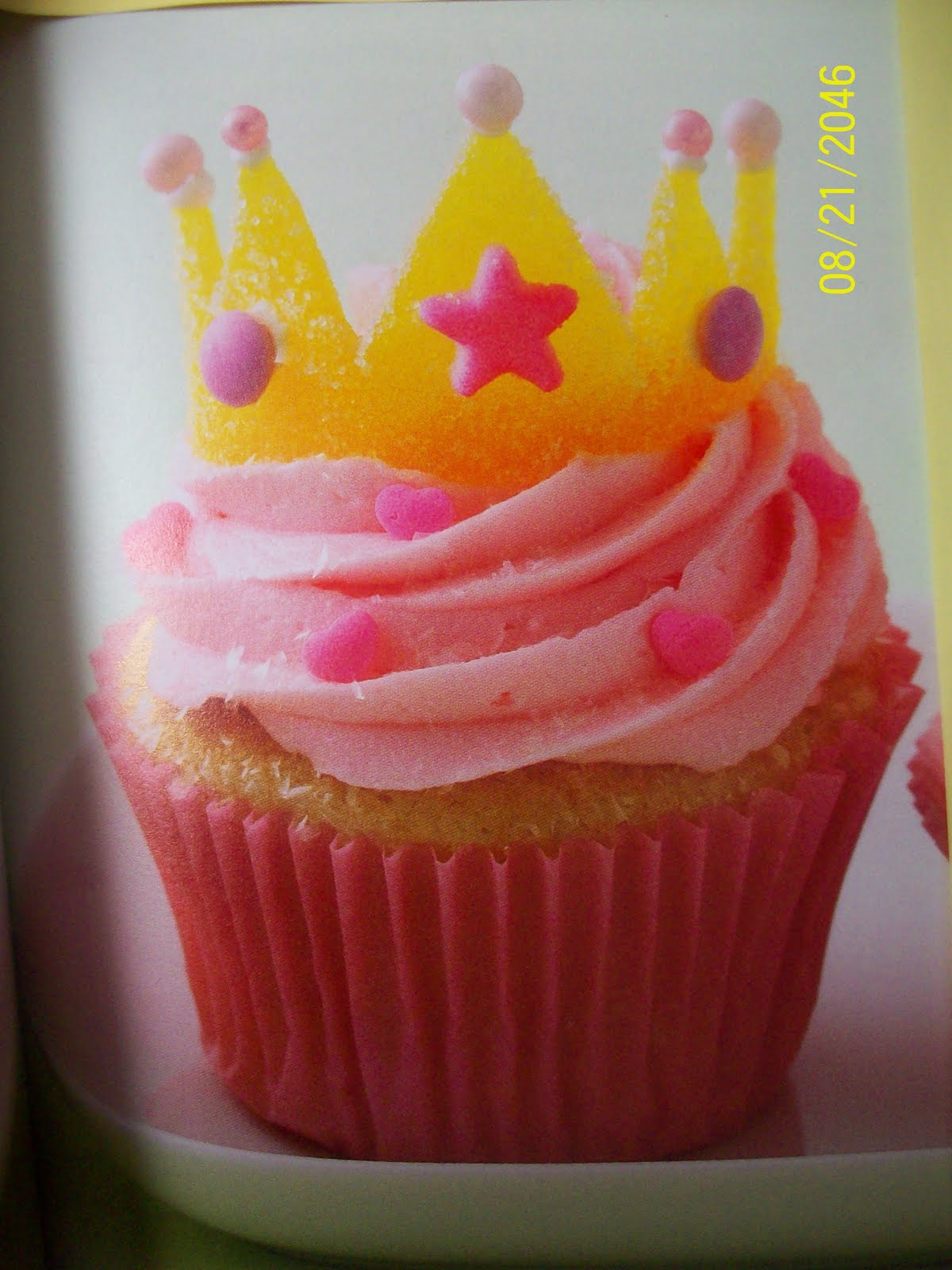 Princess Cupcake Images : Cute as a Cupcake: Princess Cupcakes
