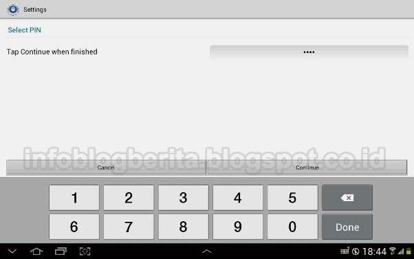 Cara Set VPN Client di Android - Info Blog News