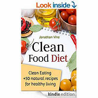 The Clean Food Diet by Jonathan Vine