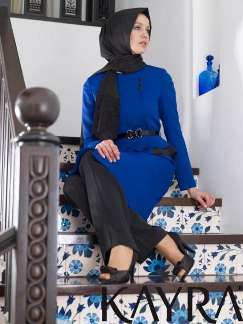 New Kayra Abaya hijab collection 2012