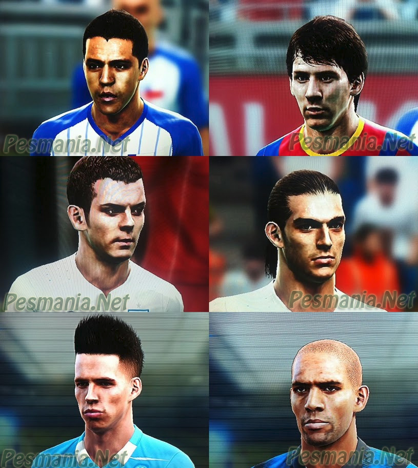 Ultigamerz Pes 2010 Pes 2011 Face: Faces Pes 2012