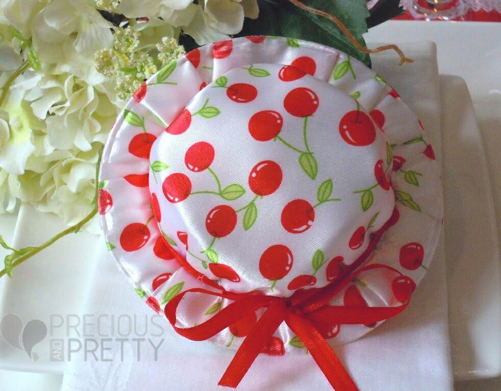 baptism favors hat bags